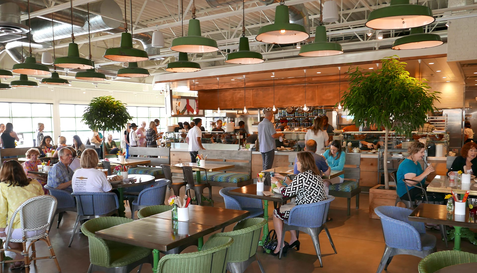 Healthy Restaurant Scottsdale Flower Child