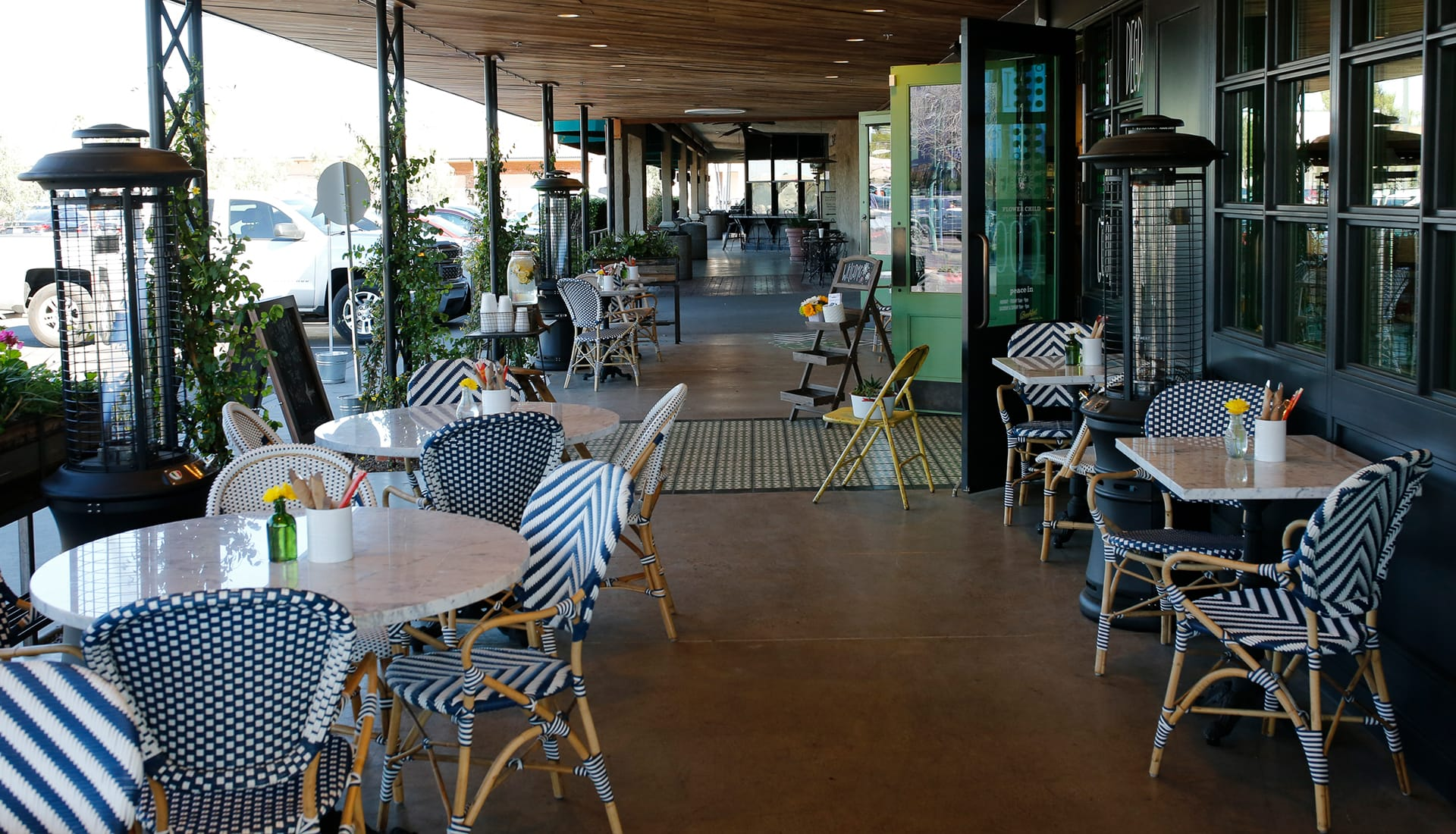 Healthy Restaurant Phoenix Uptown Flower Child